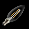 Lampe led Flamme E14 4W 85-265VAC 165° IP20 Non Dimmable 40x111,5mm